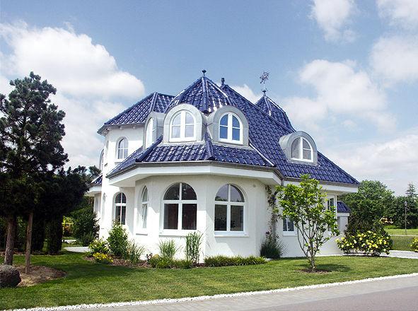 Traumhaus in deutschland mit pool  Massivhaus o. Fertighaus preiswert bauen