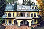 PALAIS 249/52/40 Landhaus-Villa Stilvolle Villa Hausbau Berlin 341