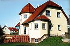 FORTUNA 128 Einfamilienhaus Hausbau Stilvolles Einfamilien-Haus.