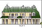 DOUBLETTE Zweifamilienhaus Hausbau Stilvolles 1A Doppel-Haus.
